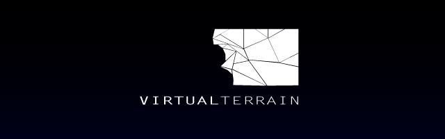 Logo Design Virtual Terrain